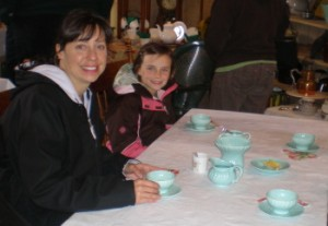 Sister Saturday Tea Party