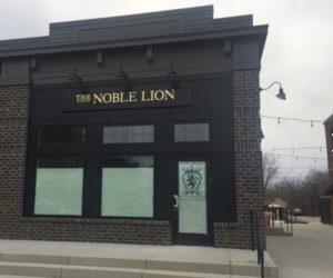 The Noble Lion Victoria MN